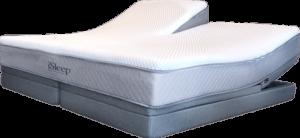 King - Cal King isleep adjustable mattress